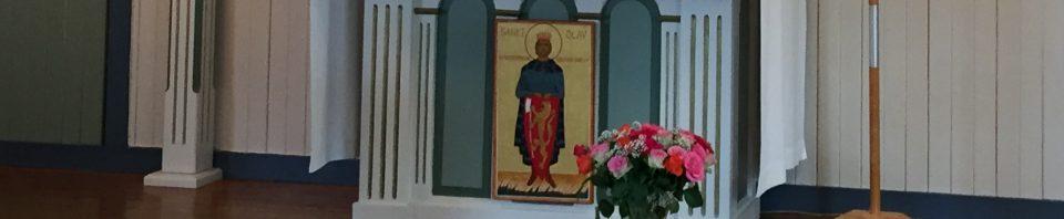 Den nordisk-katolske kyrkja i Ålesund